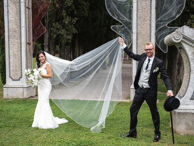 Le nozze di Martina e Domenico