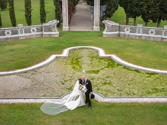 Il matrimonio di Domenico e Martina a Varese, Varese 16