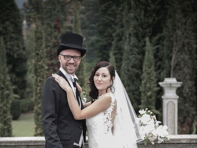 Il matrimonio di Domenico e Martina a Varese, Varese 17