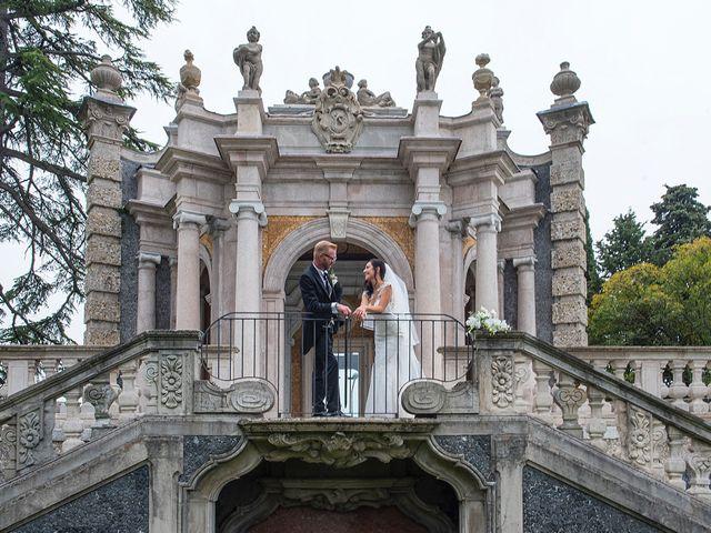 Il matrimonio di Domenico e Martina a Varese, Varese 18