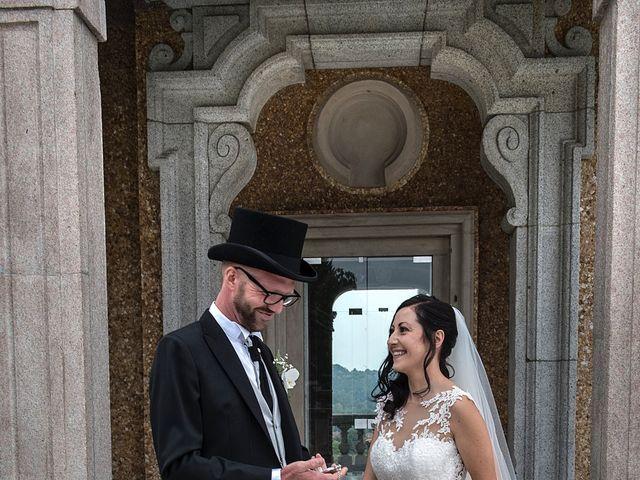Il matrimonio di Domenico e Martina a Varese, Varese 19