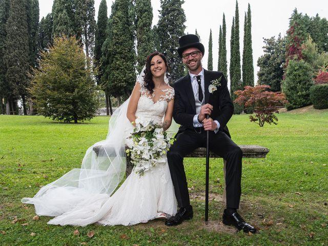 Il matrimonio di Domenico e Martina a Varese, Varese 20