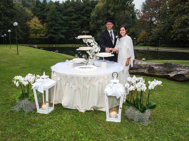 Il matrimonio di Domenico e Martina a Varese, Varese 27