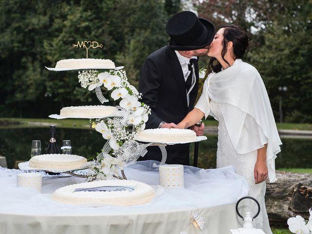 Il matrimonio di Domenico e Martina a Varese, Varese 28