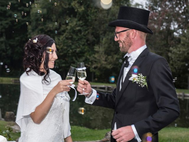 Il matrimonio di Domenico e Martina a Varese, Varese 29