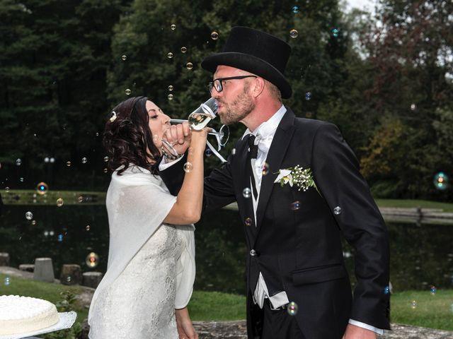 Il matrimonio di Domenico e Martina a Varese, Varese 30