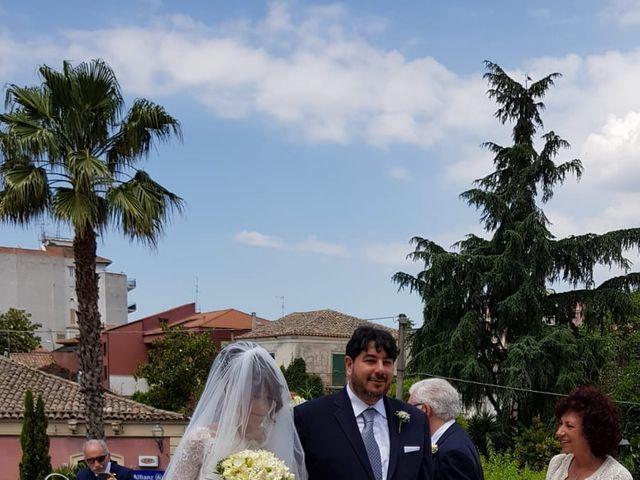 Il matrimonio di Andrea Rinella e Valentina Scuderi a Catania, Catania 8