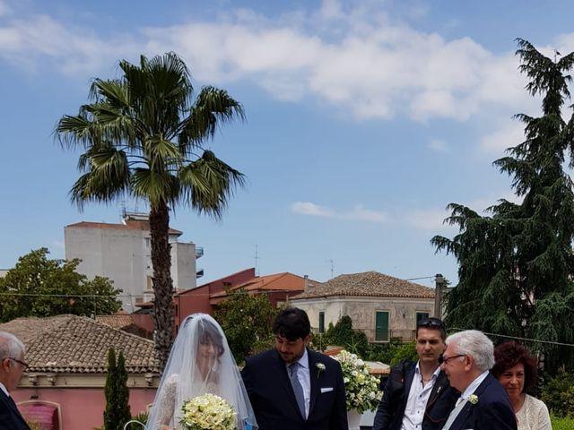 Il matrimonio di Andrea Rinella e Valentina Scuderi a Catania, Catania 12