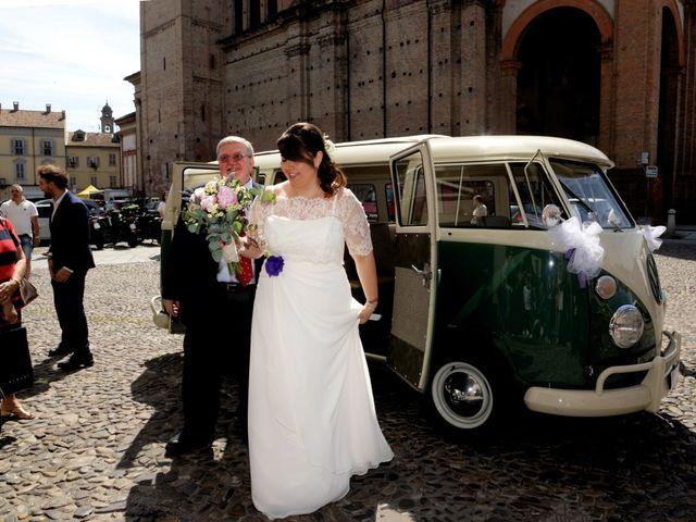 Il matrimonio di Francesco e Maura a Voghera, Pavia 14