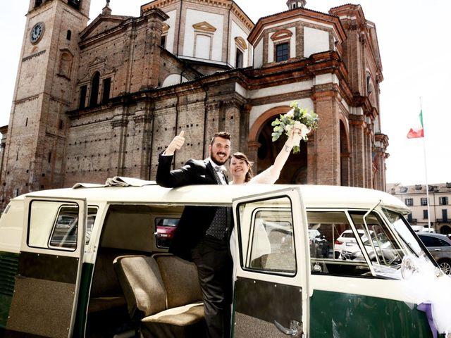 Il matrimonio di Francesco e Maura a Voghera, Pavia 19
