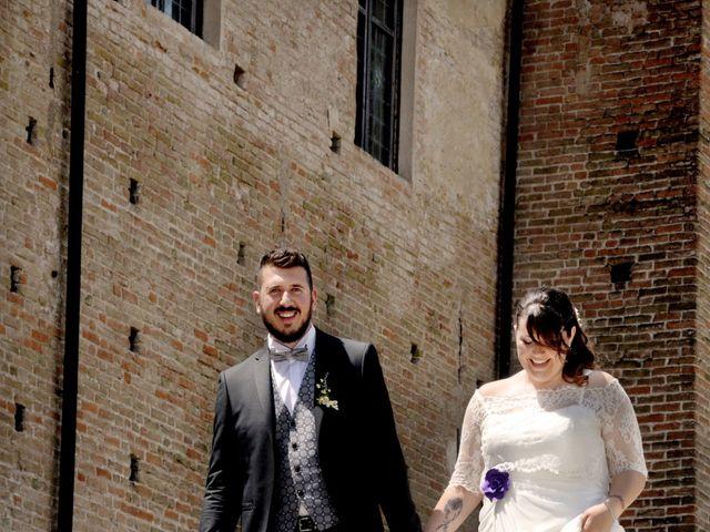 Il matrimonio di Francesco e Maura a Voghera, Pavia 21