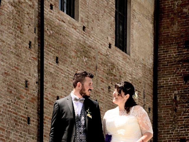 Il matrimonio di Francesco e Maura a Voghera, Pavia 22