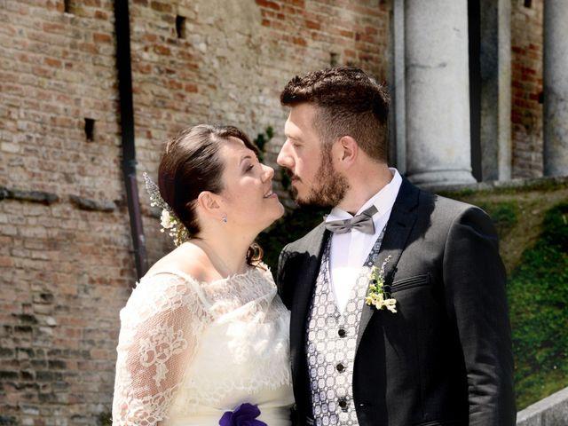 Il matrimonio di Francesco e Maura a Voghera, Pavia 24