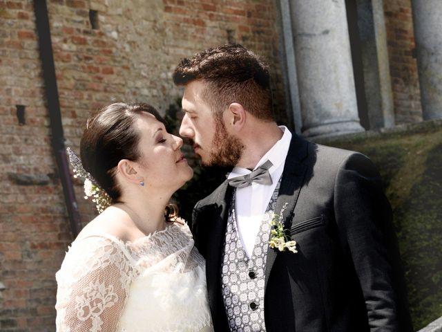 Il matrimonio di Francesco e Maura a Voghera, Pavia 25