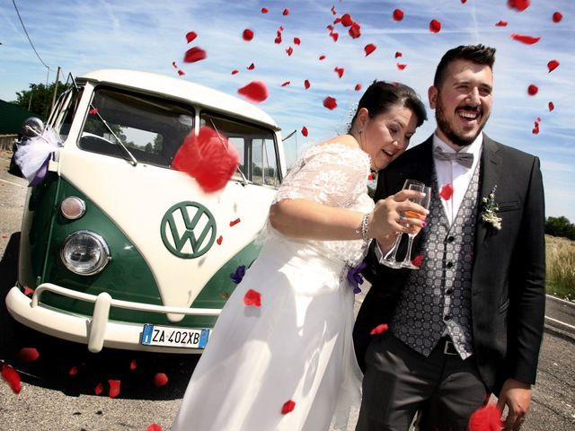 Il matrimonio di Francesco e Maura a Voghera, Pavia 27