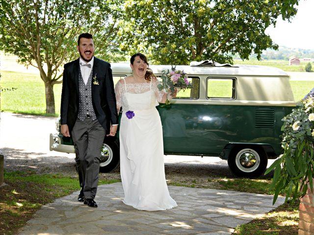 Il matrimonio di Francesco e Maura a Voghera, Pavia 29