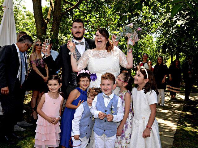 Il matrimonio di Francesco e Maura a Voghera, Pavia 30