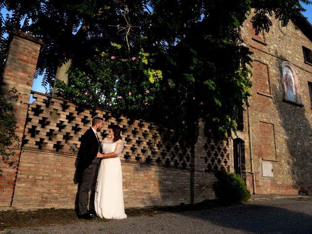 Il matrimonio di Francesco e Maura a Voghera, Pavia 38