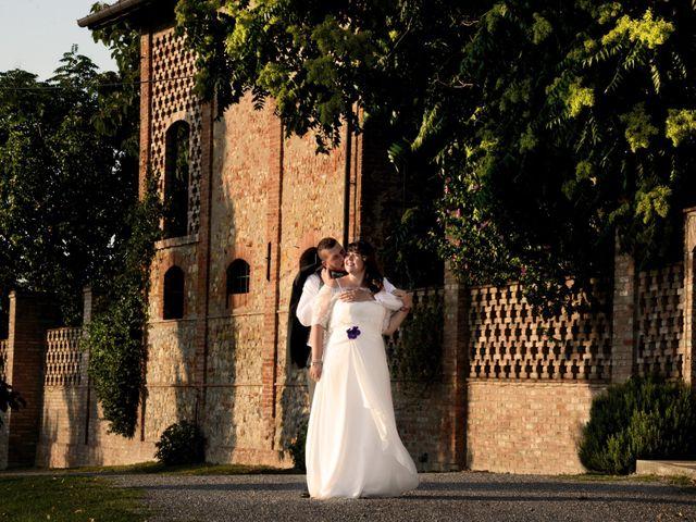 Il matrimonio di Francesco e Maura a Voghera, Pavia 40