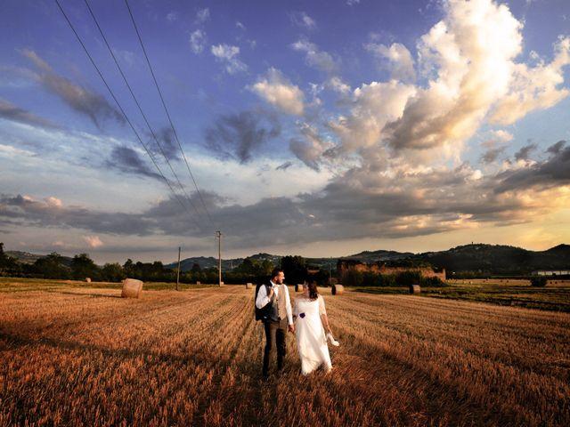 Le nozze di Maura e Francesco