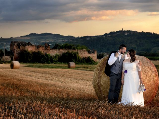 Il matrimonio di Francesco e Maura a Voghera, Pavia 44