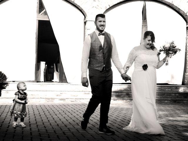 Il matrimonio di Francesco e Maura a Voghera, Pavia 55