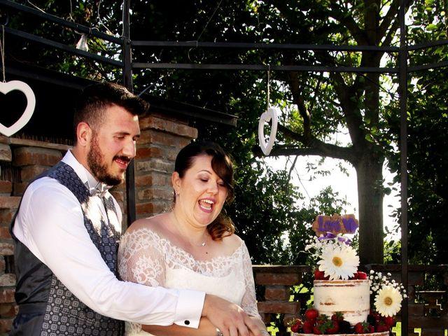 Il matrimonio di Francesco e Maura a Voghera, Pavia 59