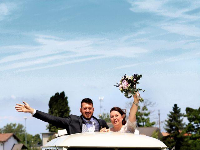 Il matrimonio di Francesco e Maura a Voghera, Pavia 28