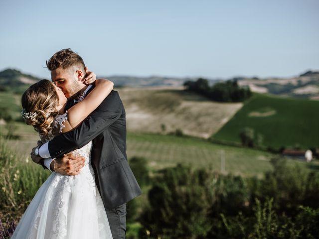 Il matrimonio di Alessandro e Sara a Bertinoro, Forlì-Cesena 2