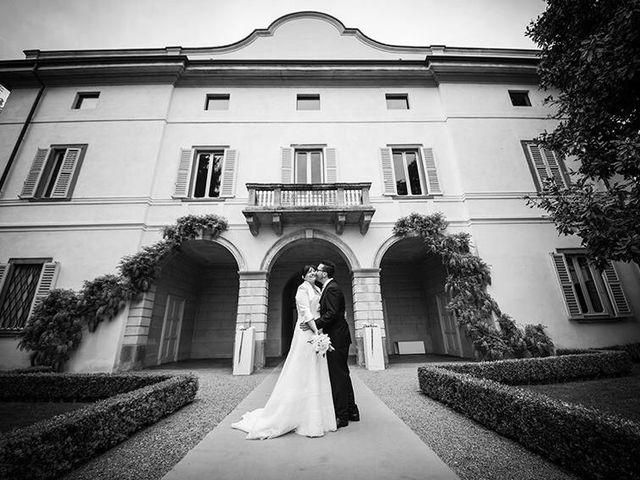 Il matrimonio di Stefano e Silvia  a Brembate di Sopra, Bergamo 1