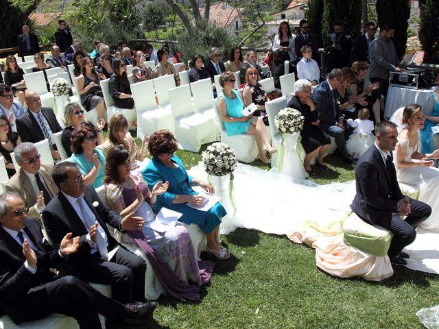 Il matrimonio di Umberto e Stefania a Amantea, Cosenza 14