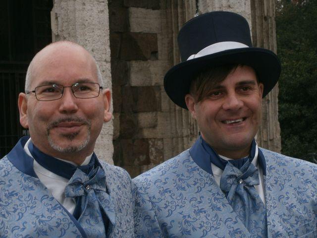 Il matrimonio di Manuel e Andrea a Roma, Roma 1