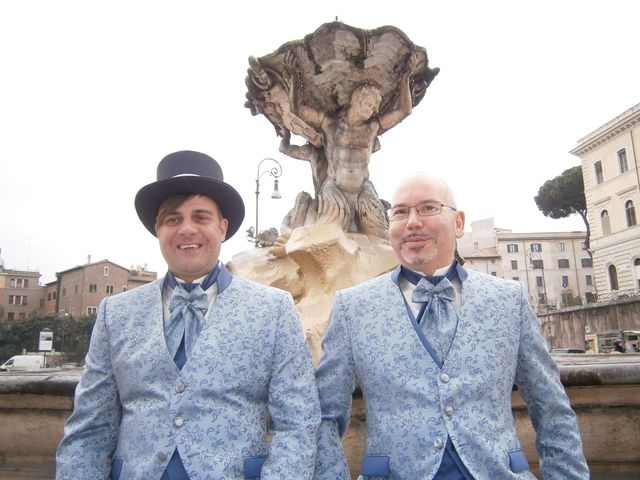 Il matrimonio di Manuel e Andrea a Roma, Roma 3