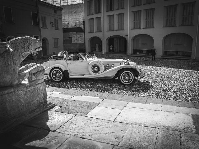 Il matrimonio di Alex e Adele a Fidenza, Parma 39
