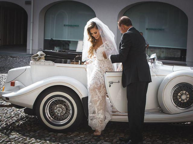 Il matrimonio di Alex e Adele a Fidenza, Parma 40