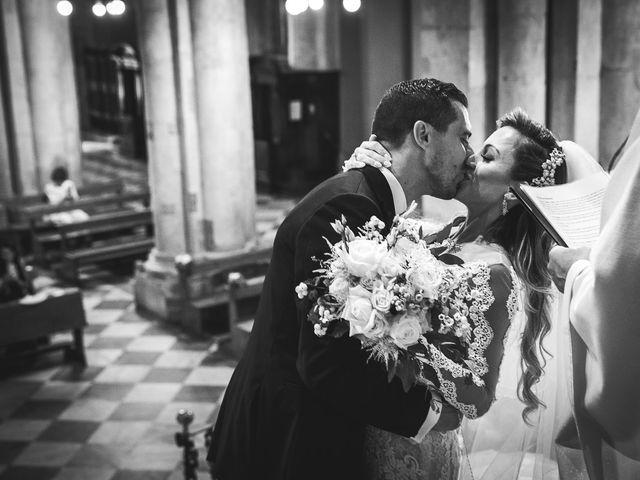 Il matrimonio di Alex e Adele a Fidenza, Parma 52
