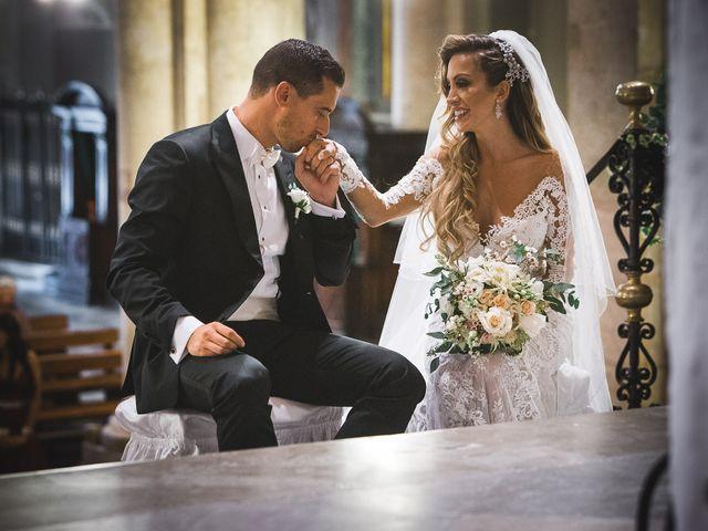 Il matrimonio di Alex e Adele a Fidenza, Parma 56