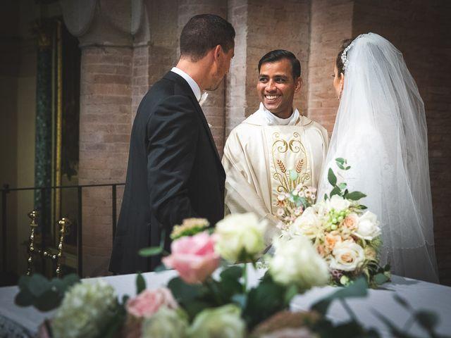 Il matrimonio di Alex e Adele a Fidenza, Parma 58