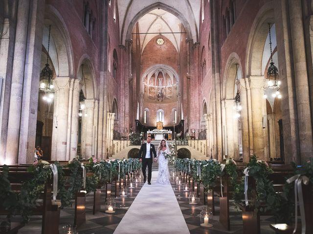 Il matrimonio di Alex e Adele a Fidenza, Parma 61