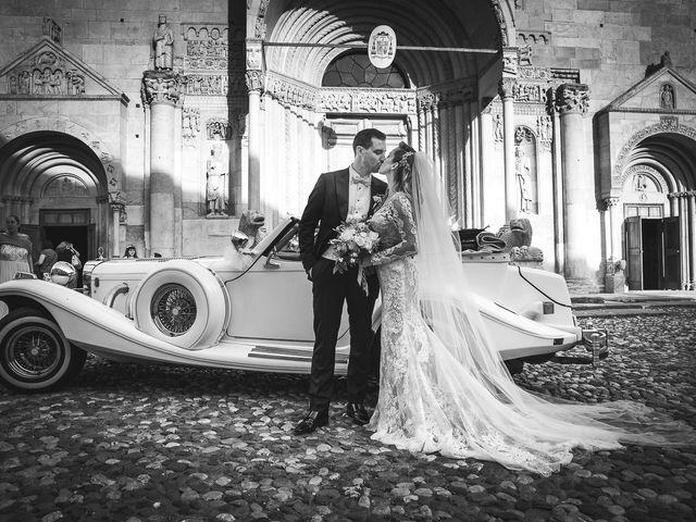 Il matrimonio di Alex e Adele a Fidenza, Parma 63