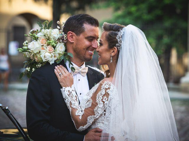 Il matrimonio di Alex e Adele a Fidenza, Parma 69