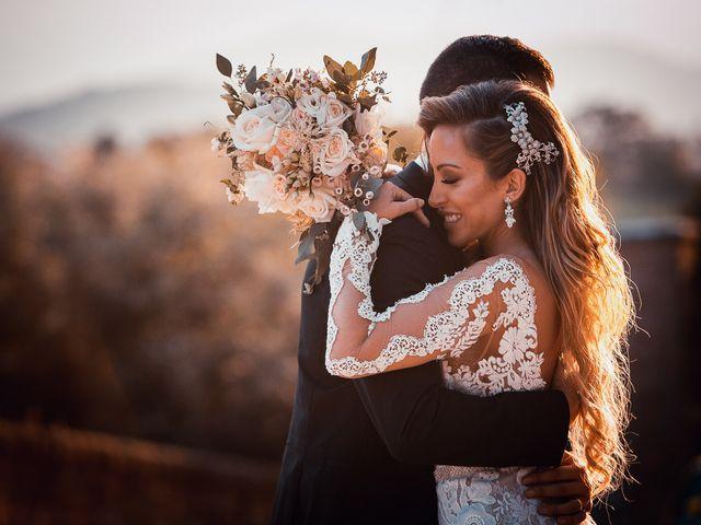 Le nozze di Adele e Alex