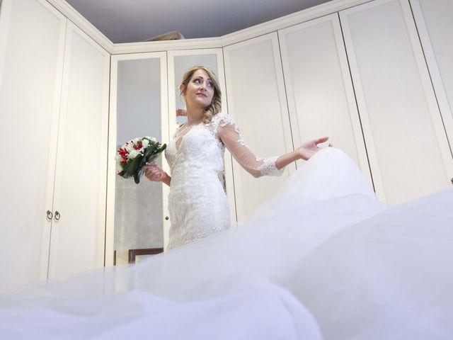 Il matrimonio di Vincenzo e Carmen a Legnano, Milano 6