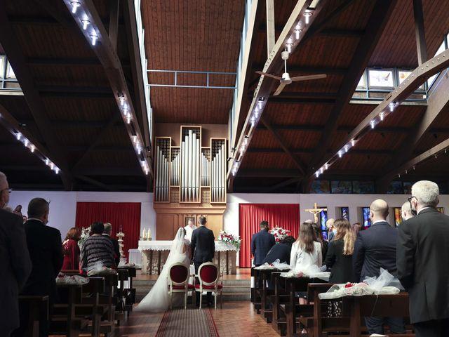 Il matrimonio di Vincenzo e Carmen a Legnano, Milano 7