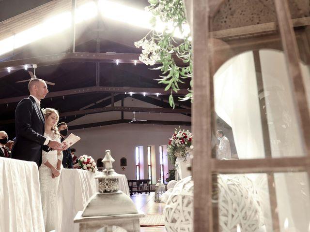 Il matrimonio di Vincenzo e Carmen a Legnano, Milano 8