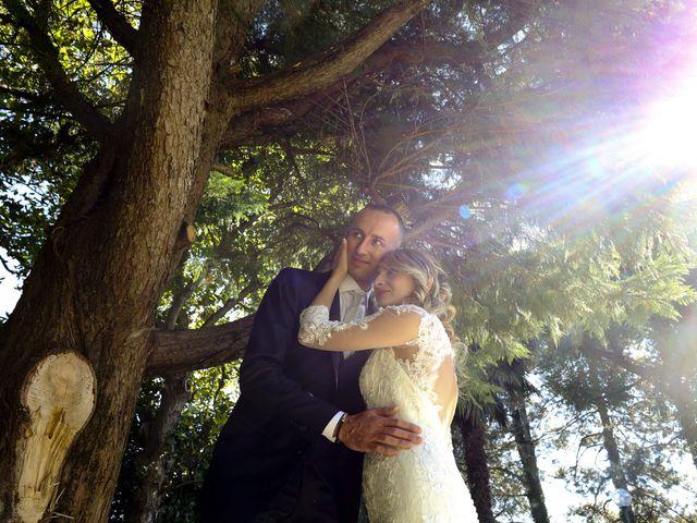 Il matrimonio di Vincenzo e Carmen a Legnano, Milano 10