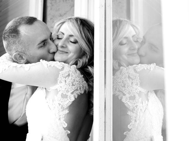 Il matrimonio di Vincenzo e Carmen a Legnano, Milano 2