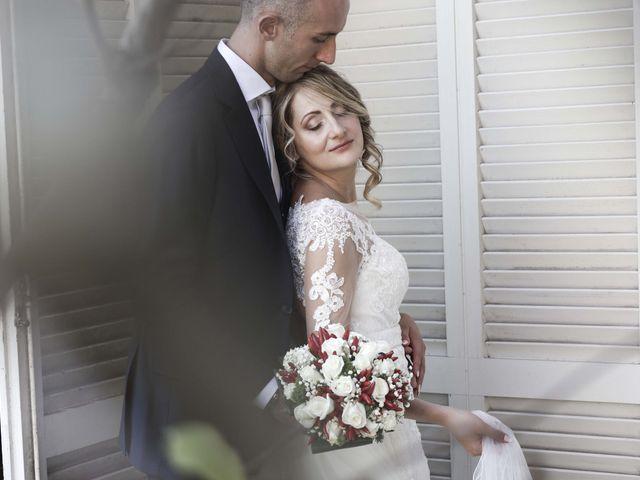 Le nozze di Carmen e Vincenzo