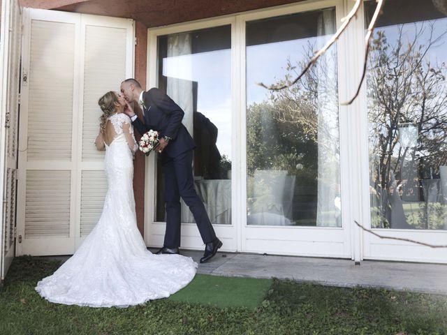 Il matrimonio di Vincenzo e Carmen a Legnano, Milano 11