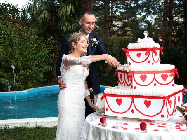 Il matrimonio di Vincenzo e Carmen a Legnano, Milano 20